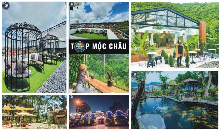 Top 10 quán coffee Mộc Châu view siêu đẹp, đồ uống siêu ngon bạn không nên bỏ qua